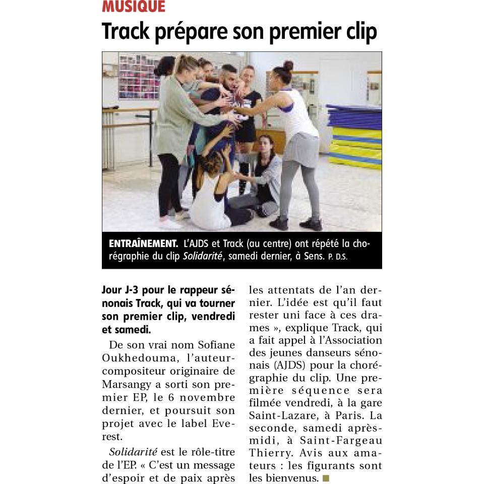 Track Clip Solidarité Yonne Républicaine